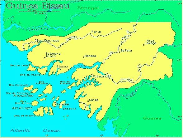Guinea Bissau African Countries Gateway Africa Safaris