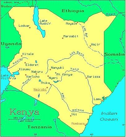 Kenya - African Countries | Gateway Africa Safaris
