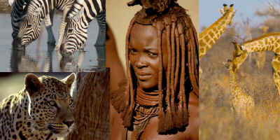 Short fables and folktales from African people