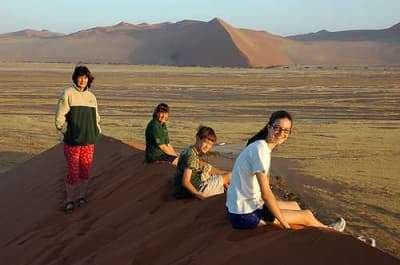 Child-friendly family safaris in Southern Africa