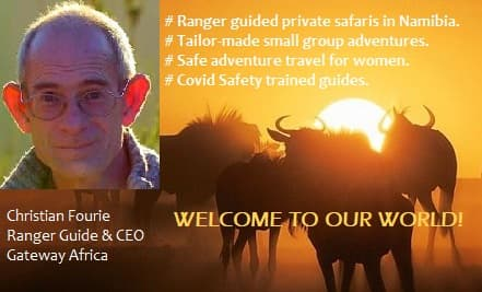 Affordable all-inclusive solo travel for women in Namibia