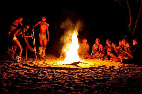 African myths and stories by Rangers in Africa