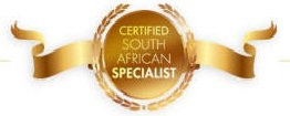 Certified Southern African Travel and Safari Specialist.